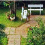 kleine tuin