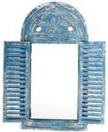 spiegel-louvredeuren