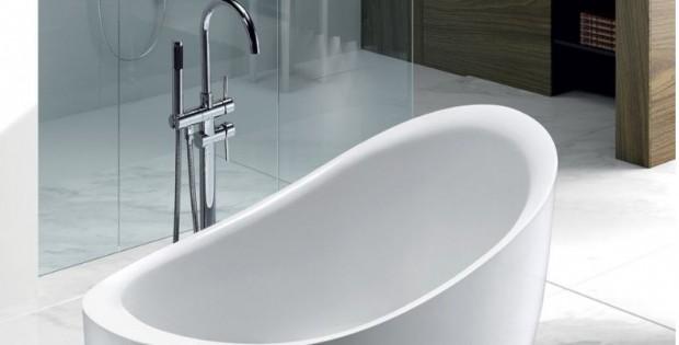 Magnifiek Kleine baden voor in je badkamer | Klein behuisd @TL64